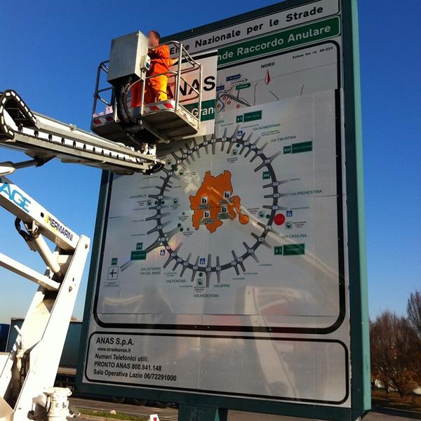 azienda segnaletica stradale