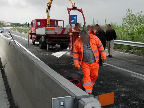 assistenza cantieri stradali